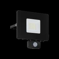 30W venkovní LED reflektor s pohybovým senzorem FAEDO 3 97462