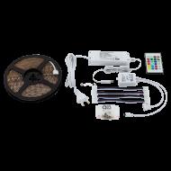 LED STRIPES-FLEX 97928 barevné s délkou 5 m a krytím IP20