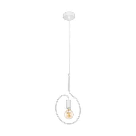 Závěsné svítidlo COTTINGHAM 43014, bílé provedení