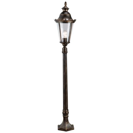 Vysoká lampa s lucernou URBINO