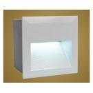 Venkovní vestavné světlo čtverec ZIMBA LED