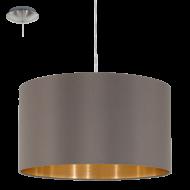 Závěsné osvětlení / lustr MASERLO 31603