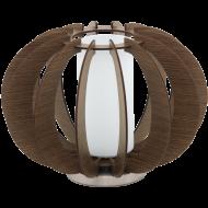 Lampička dřevěná kostra STELLATO 3 95595