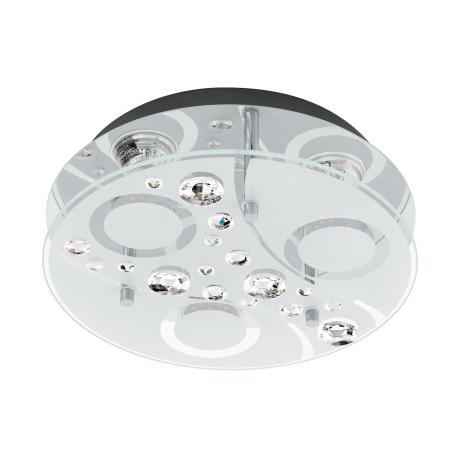 LED stropní svítidlo AQUILA 96998