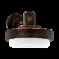 Venkovní nástěnné světlo, měděné TOLLERA 96235