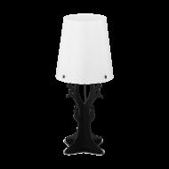 Stolní lampa, černá HUNTSHAM 49365