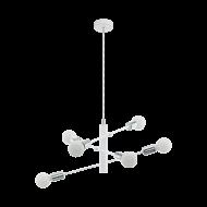 Industriálně laděný lustr GRADOLI 98016, 6 x 60W