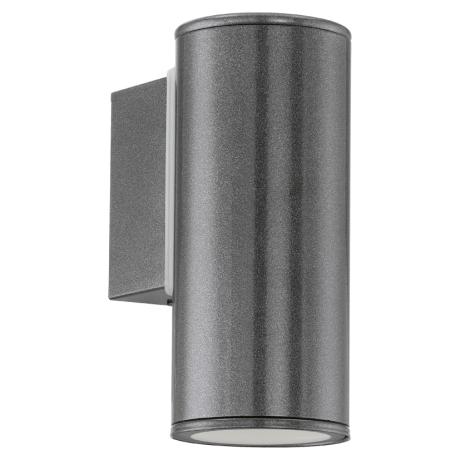 LED venkovní osvětlení antracit RIGA 94102