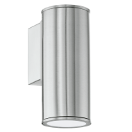 LED venkovní osvětlení nerez RIGA 94106
