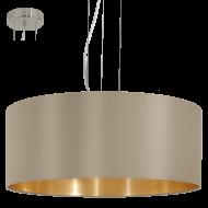 Závěsné osvětlení / lustr MASERLO 31607