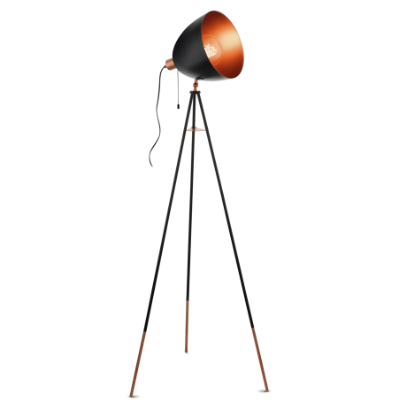 Trojnožka pokojová lampa CHESTER 49386