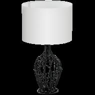Pokojová lampa kovová noha FAGONA 94608