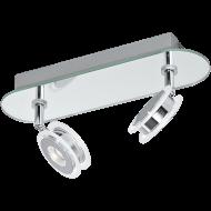 Koupelnová bodovka s LED AGUEDA 95278