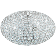 Luxusní přisazené světlo z křišťálu CLEMENTE 95285