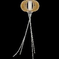 Lampička trojnožka dřevěná kostra STELLATO 1 95604