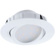 Vestavná bodovka kruhová LED PINEDA 95854