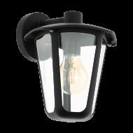 Venkovní nástěnné svítidlo MONREALE 98121, černé