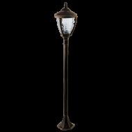Lampa pouliční ozdobná ABIRA
