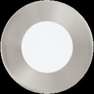LED bodovka vestavná  nikl FUEVA 1 94777