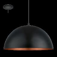 Stropní závěsná lampa vintage styl GAETANO 1 94937