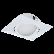 Vestavná bodovka bílá PINEDA 95841