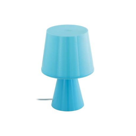 Stolní lampička, modrá MONTALBO 96909