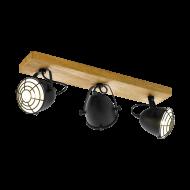 Stropní bodové svítidlo/3 žárovky GATEBECK 49078