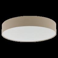 Stropní LED svítidlo ESCORIAL 39424, barva: taupe
