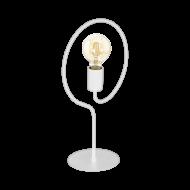 Stolní lampa COTTINGHAM 43012, bílá