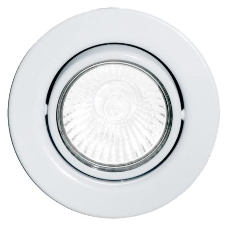 Podhledové bodové svítidlo bílá EINBAUSPOTGU10
