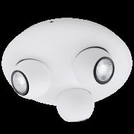 Bílá bodovka na strop NORBELLO 1