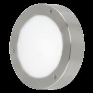 Venkovní světlo bílé / stříbrné VENTO 94091