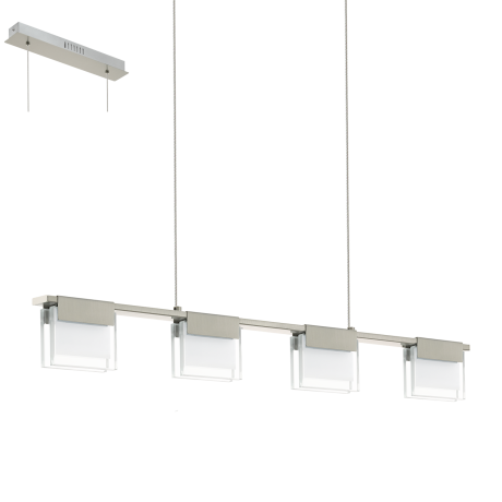 Závěsné stropní osvětlení CLAP 1 93731