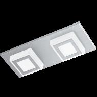 LED stropní osvětlení nízký převis MASIANO 94506