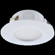Vestavná bodovka bílá PINEDA 95817