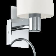 LED nástěnná lampa s kloubem HALVA 96476