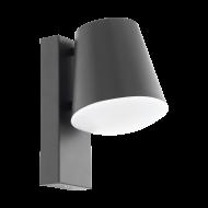 Venkovní nástěnná LED lampa - antracitová CALDIERO-C 97482