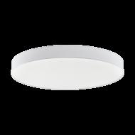 Stmívatelné stropní LED osvětlení s průměrem 98 cm, bílé ROMAO 1 97786