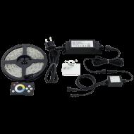 LED STRIPES-FLEX 97926 s délkou 5 m a krytím IP44, příkon 17W