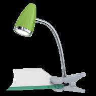 Kancelářská lampička s klipem RICCIO 1
