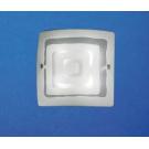Stropní osvětlení s dekorem 51 cm AERO1