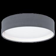 Stropní osvětlení šedé PASTERI 31592