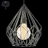 Svítidlo závěsné drátěné / lustr CARLTON 49257