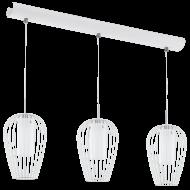 Závěsné osvětlení nad jídelní stůl VENCINO 94339