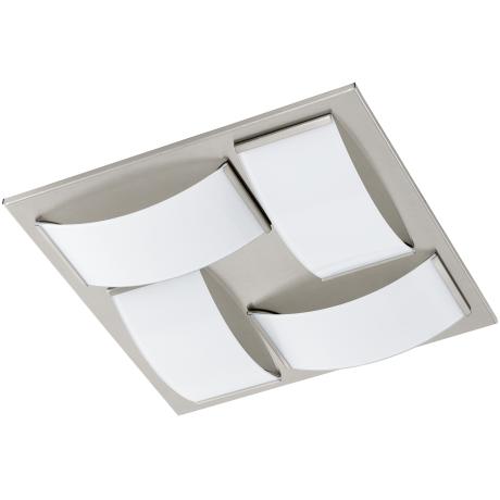 LED moderní stropní světlo IP44 WASAO 1 94888