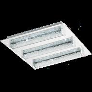 LED stropní osvětlení křišťál CARDITO-S 95489