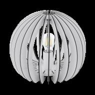 Stolní lampička s dřevěnou konstrukcí COSSANO 94949