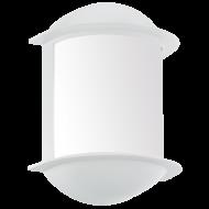Venkovní nástěnné LED světlo, bílé ISOBA 96353