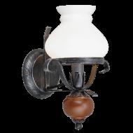 Nástěnná lampa RUSTIC7