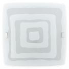 Stropní osvětlení s dekorem 33,5 cm AERO1